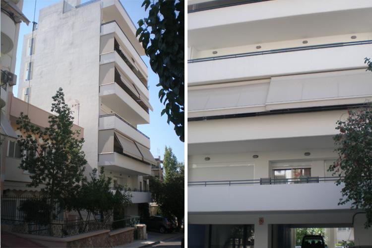 6όροφη Πολυκατοικία στην Νέα Φιλοθέη Αθηνών