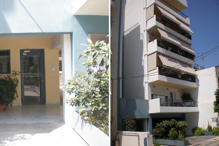 5όροφη Πολυκατοικία στο Περιστέρι